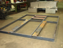 Washer Base Frame